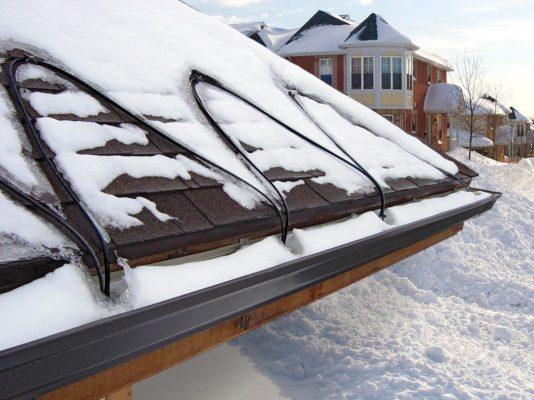 Снеготаяние